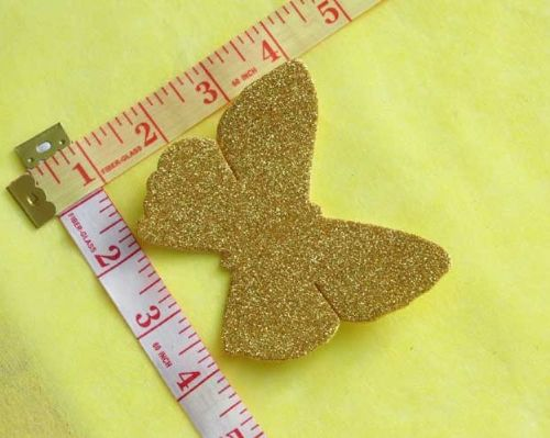 Sew On| iron on |Applique Motif  | Butterfly B 15